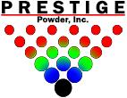Prestige Powder Inc logo.