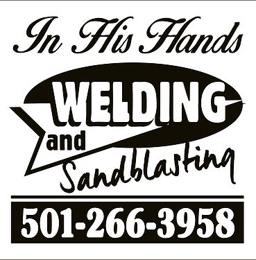 In His Hands Welding & Sandblasting