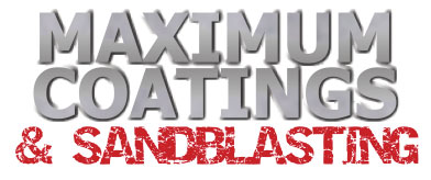 Maximum Coatings & Sandblasting