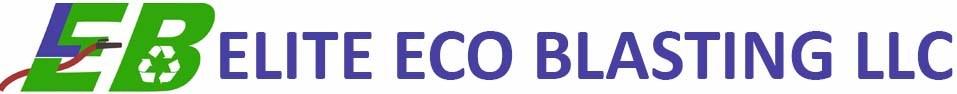 Elite Eco Blasting logo.