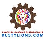 Rusty Lions logo